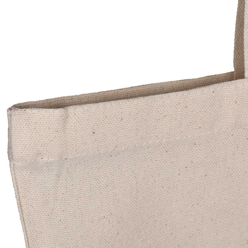 Natural 8oz Canvas Gusset Top