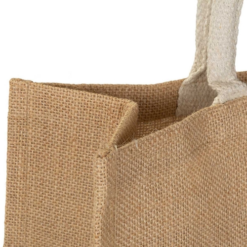 Medium Jute Bag Top