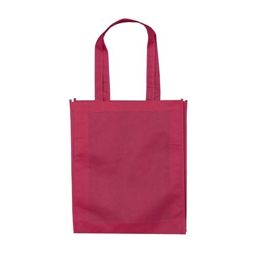 Pink non woven bag